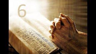 IGREJA UNIDADE DE CRISTO   /  Estudos Sobre Oração 6ª Lição  -  Pr. Rogério Sacadura