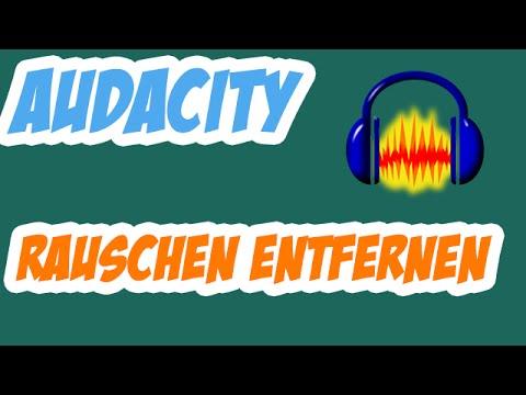 Audacity Rauschen Entfernen