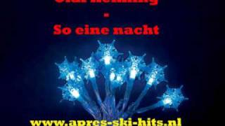 Olaf Henning - So eine nacht