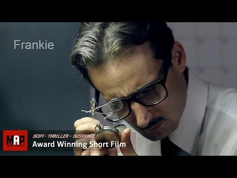 Sci-Fi Thriller Short Film ** FRANKIE ** Award Winning Time Travel Movie by Mike Pappa