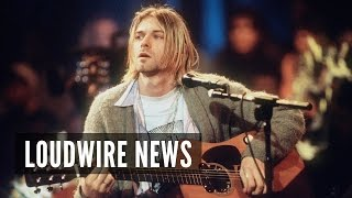 Kurt Cobain Nirvana Unplugged Cardigan and Lock of Hair Up for Auction