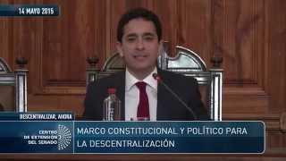 Diputados Marco Antonio Núñez, Presidente de la Cámara de Diputados