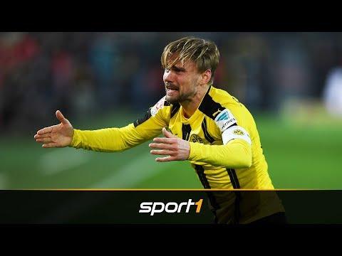 Marcel Schmelzers schleichender Abstieg beim BVB   SPORT1