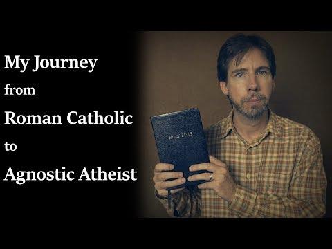 My Journey from Roman Catholic to Agnostic Atheist   ASMR