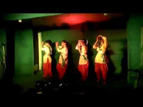 kemon boka monta re dance performance