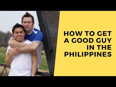 How To Find A Good Guy The Philippines (Gay Dating Advice)