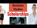 Business Studies Scholarships