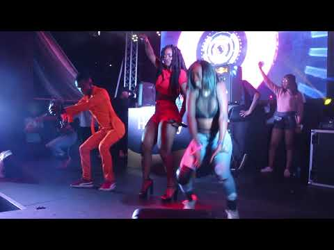 Club Controller  Live Full Performance  at F Ink Party by Prince Kaybee & Lasoulmates ft Zanda & TNS
