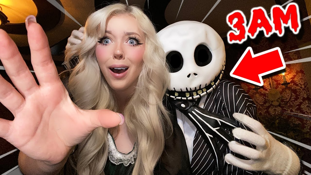 ATTACKED BY JACK SKELLINGTON AT 3AM!! (*WARNING HES REAL*)