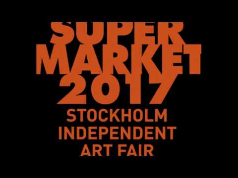 INTERNATIONAL Supermarket Independent Art Fair 2017