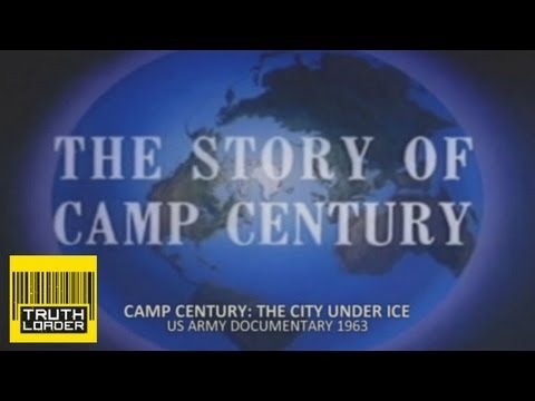 Camp Century: The US Army's city UNDER the arctic - Truthloader Investigates