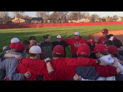 "2017 Loudon High School Baseball ""Living the Dream"""