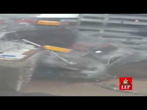 Colapsa edificio en Costa del Este, confirma el director del Sinaproc