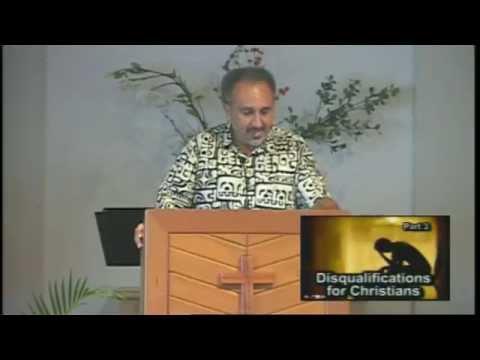Disqualifications for Christians, Part 3 – 1 Corinthians 10:7