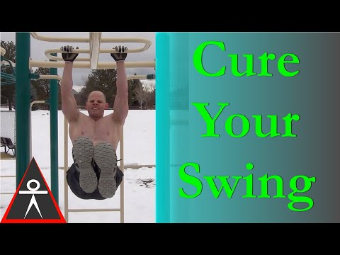 How To Stop Swinging With Hanging Knee Raises