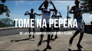 Tome Na Pepeka MC LUCY, BIEL XCAMOSO, SHEVCHENKO E ELLOCO OZZ MALOKAS DE RECIFE.mp3