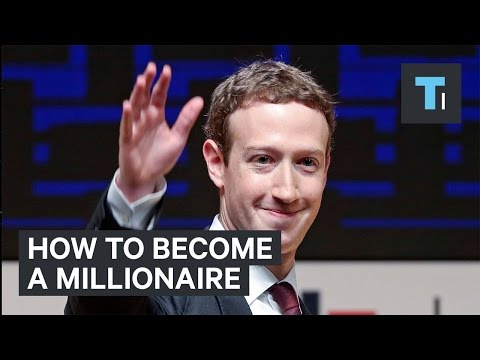 5 things to do to become a millionaire by 30