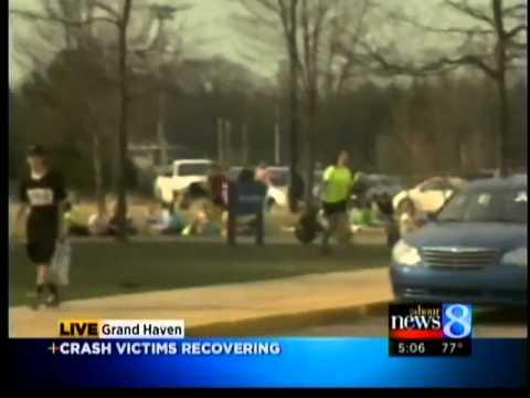 Teen crash victim: 'I miss my girls'