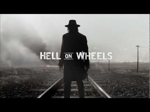 HELL ON WHEELS - Title Sequence [HD]