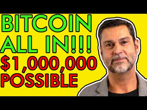 MILLIONAIRE GOES ALL IN ON BITCOIN! $1,000,000 Price Prediction! [Raoul Pal Interview]