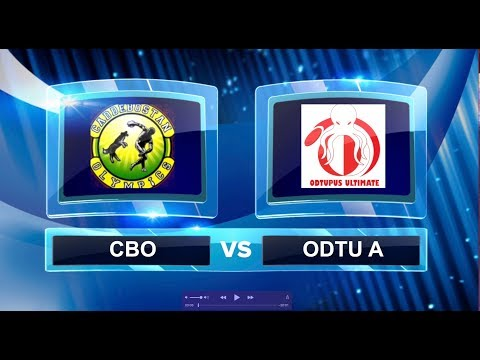 ITU 2017 Çeyrek Final CBO ODTU