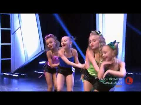 Dance Moms   The Mini's Group Dance 'Electricity' Choreographed by KALANI