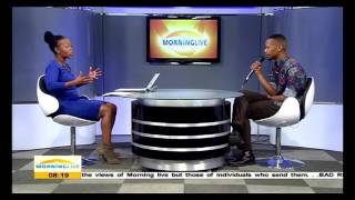 """Nakhane Touré of the hit track """"We dance again"""" talks about his music"""