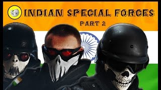 Indian Special Forces - India