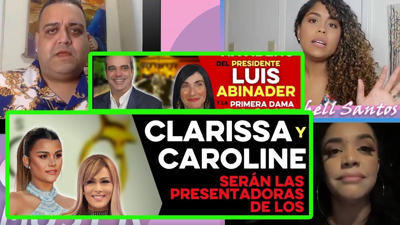 CODIGO MUJER - LA PRMERA DAMA - CAROLINE & CLARISA - LA ROSS