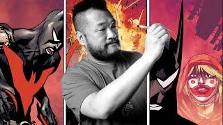 DC Comics Art Academy Featuring Bernard Chang