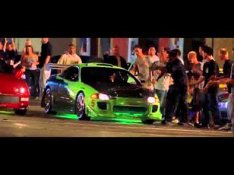 cancion de Fast and the Furious act a fool HD