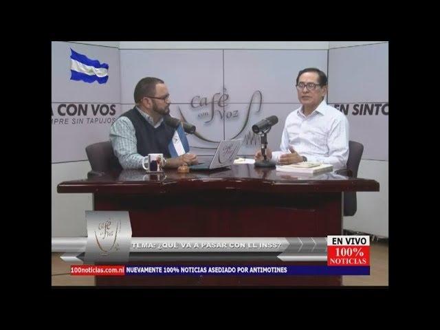 Dr. Manuel Israel Ruiz, habla del Seguro Social en el contexto sociopolítico