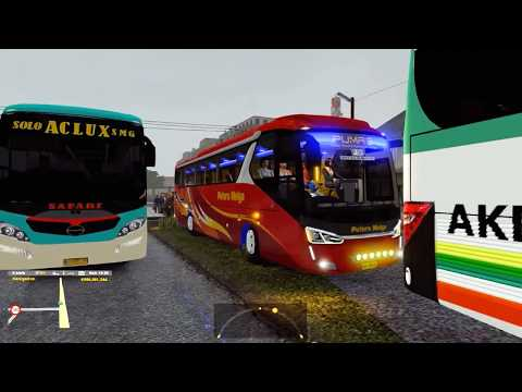Ets2 mod indonesia -- SR2 Cever by Agus Cahyono - 동영상