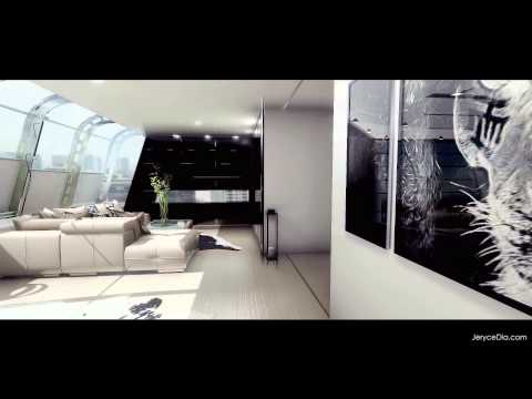 Unity 5 Archviz - Living Room - YouTube