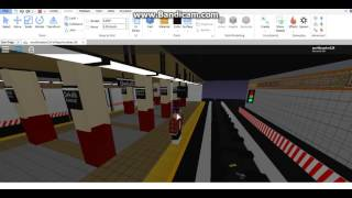 MTA: Dekalb Avenue Subway Station in ROBLOX