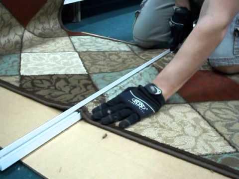 How To Cut Carpet Runner
