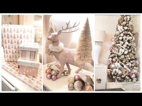 Christmas Home Decor Tour 2019 / Holiday Home Tour