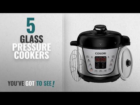 Best Glass Pressure Cookers [2018]: COSORI Mini 2 Qt Programmable Multi-Cooker, Pressure Cooker,