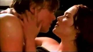Leonardo DiCaprio And Kate Winslet - Kiss Me