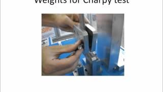 Устройство для испытаний по Шарпи и Изоду, EEICI EDIBON