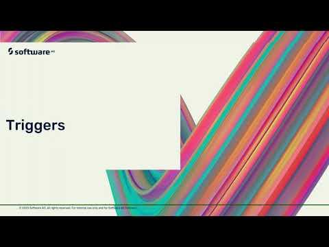 Triggers | webMethods.io Training