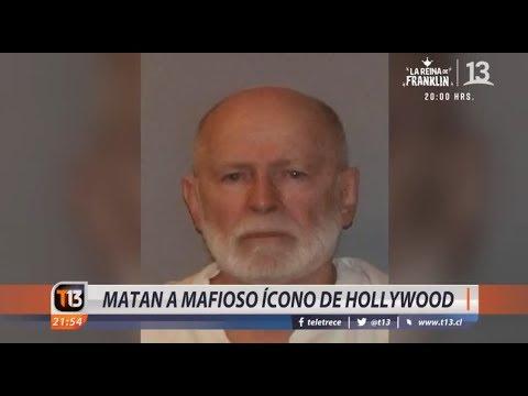 Matan a mafioso ícono de Hollywood