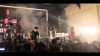 senDOGarpu - Intro + Down Fall of us all ( ADTR ) + Lawan dan tunjukkan !! Live