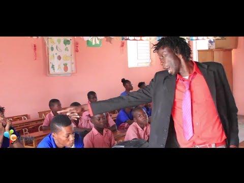 "BOUKI KOUKI SCHOOL -  BÈW 2KBÈS "" (Creole Magazine Comedy ) Episode # 46"