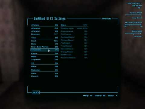 fallout 3 darnified ui