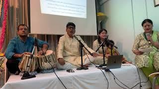 Jaya Jaya Jaga Janani by members of Sri Aurobindo Society, Singapore