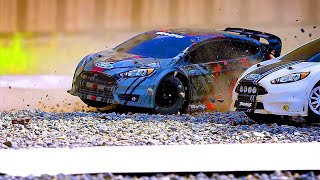 R/C Rally Bash | Ford Fiesta ST Rally