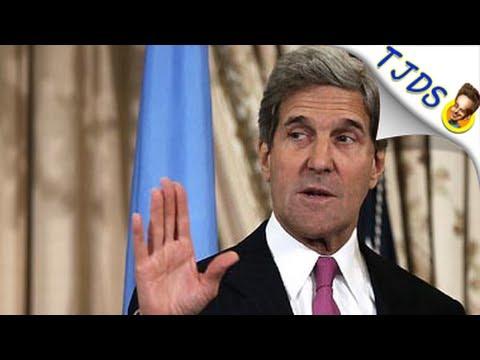 John Kerry - CriMeA River