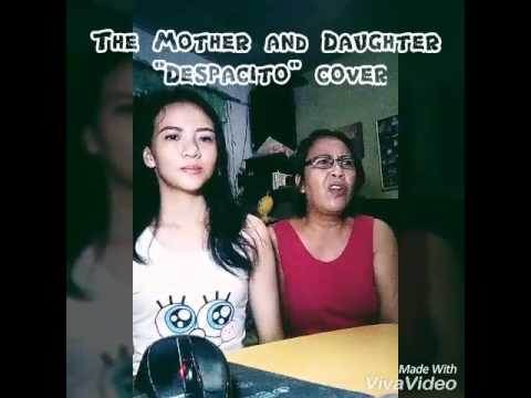 Despacito - Mother and Daughter Cover (Luis Fonci, Daddy Yankee ft. Justin Bieber)