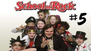 School of Rock: The Movie Part 5 - Read Between the Lines